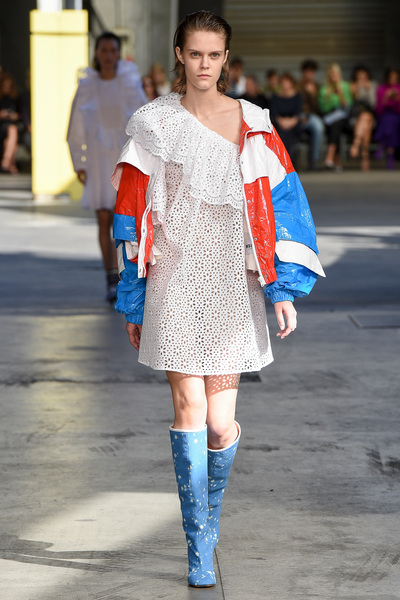 MSGM Spring 2018 Ready-to-Wear - Look #38