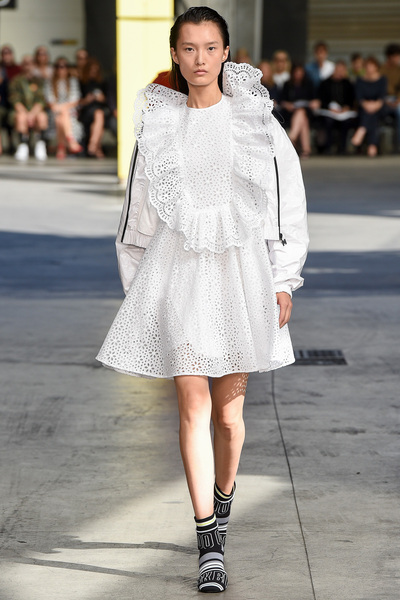 MSGM Spring 2018 Ready-to-Wear - Look #39