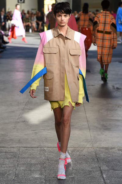 MSGM Spring 2018 Ready-to-Wear - Look #5