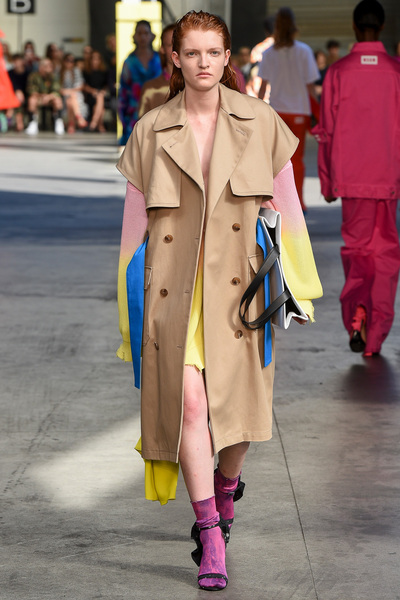 MSGM Spring 2018 Ready-to-Wear - Look #7