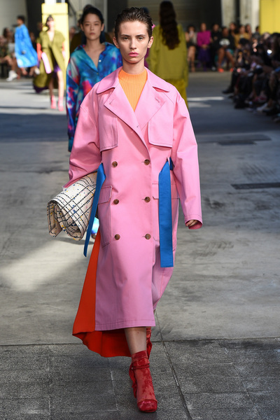 MSGM Spring 2018 Ready-to-Wear - Look #9