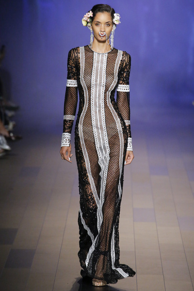 Naeem Khan Spring 2018 Ready-to-Wear - Look #13
