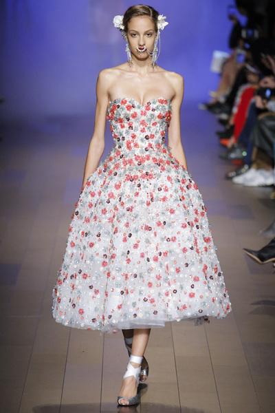 Naeem Khan Spring 2018 Ready-to-Wear - Look #25