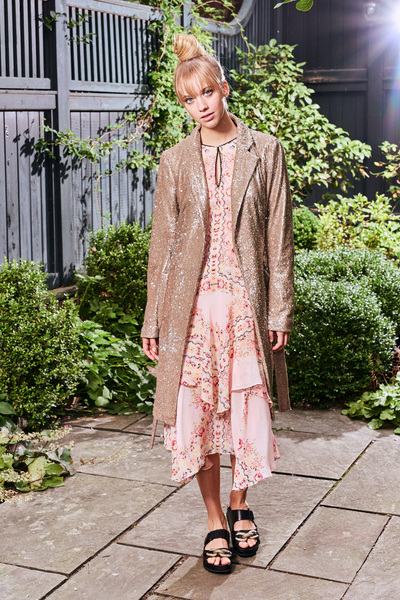 Nanette Lepore Spring 2018 Ready-to-Wear - Look #11