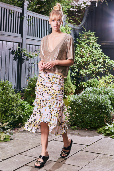 Nanette Lepore Spring 2018 Ready-to-Wear - Look #2