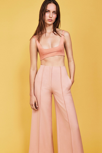 Narciso Rodriguez Resort 2018 - Look #13