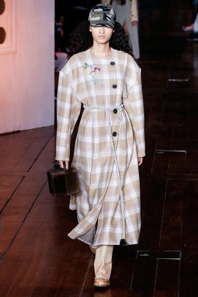 Natasha Zinko Spring 2018 Ready-to-Wear - Look #11