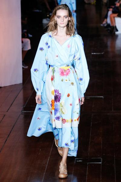 Natasha Zinko Spring 2018 Ready-to-Wear - Look #15