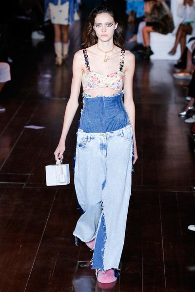 Natasha Zinko Spring 2018 Ready-to-Wear - Look #18