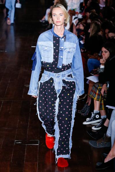 Natasha Zinko Spring 2018 Ready-to-Wear - Look #19