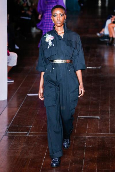 Natasha Zinko Spring 2018 Ready-to-Wear - Look #27
