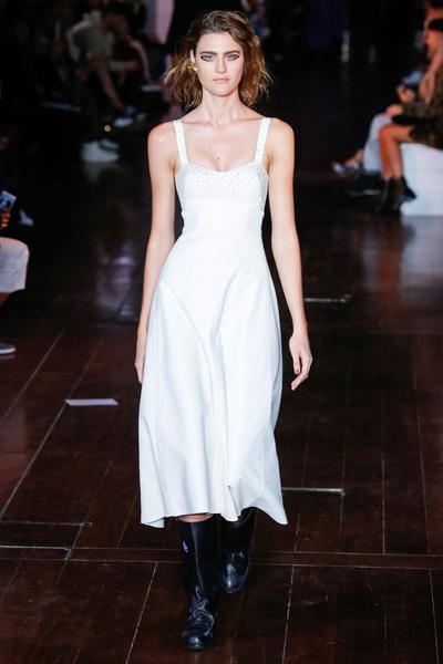Natasha Zinko Spring 2018 Ready-to-Wear - Look #28
