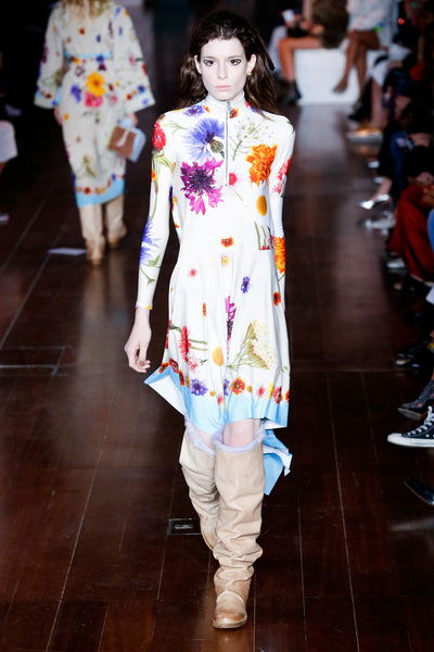 Natasha Zinko Spring 2018 Ready-to-Wear - Look #3