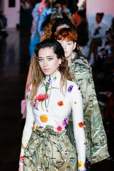 Natasha Zinko Spring 2018 Ready-to-Wear - Look #30