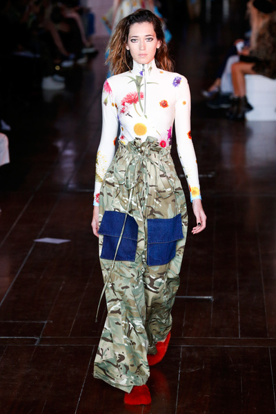 Natasha Zinko Spring 2018 Ready-to-Wear - Look #5