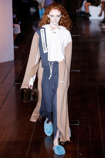 Natasha Zinko Spring 2018 Ready-to-Wear - Look #8