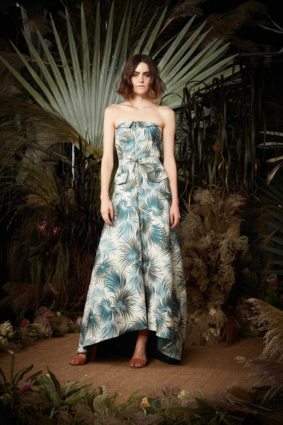 Nicole Miller Spring 2018 Ready-to-Wear - Look #30