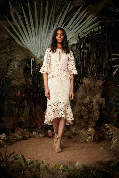 Nicole Miller Spring 2018 Ready-to-Wear - Look #31
