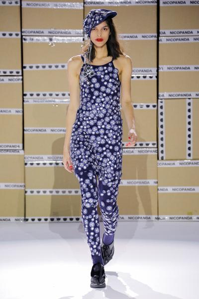 Nicopanda Spring 2018 Ready-to-Wear - Look #11