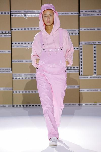 Nicopanda Spring 2018 Ready-to-Wear - Look #16