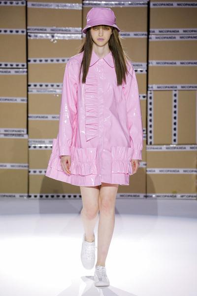 Nicopanda Spring 2018 Ready-to-Wear - Look #17