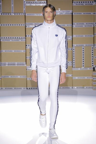 Nicopanda Spring 2018 Ready-to-Wear - Look #2