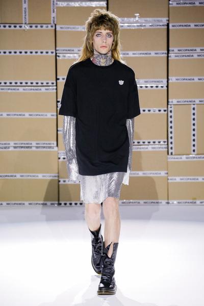 Nicopanda Spring 2018 Ready-to-Wear - Look #21