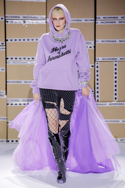 Nicopanda Spring 2018 Ready-to-Wear - Look #25