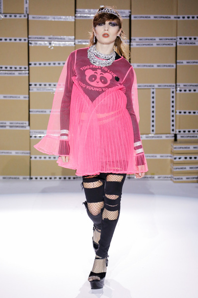 Nicopanda Spring 2018 Ready-to-Wear - Look #26