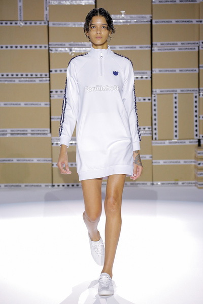 Nicopanda Spring 2018 Ready-to-Wear - Look #3