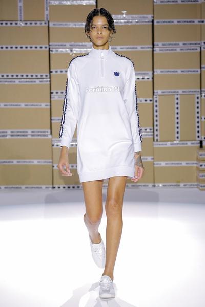 Nicopanda Spring 2018 Ready-to-Wear - Look #3