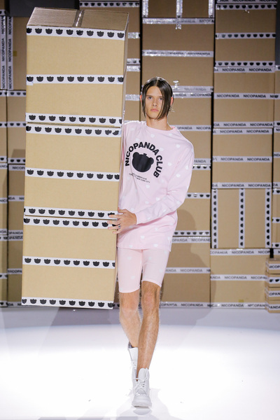 Nicopanda Spring 2018 Ready-to-Wear - Look #33
