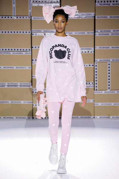 Nicopanda Spring 2018 Ready-to-Wear - Look #34
