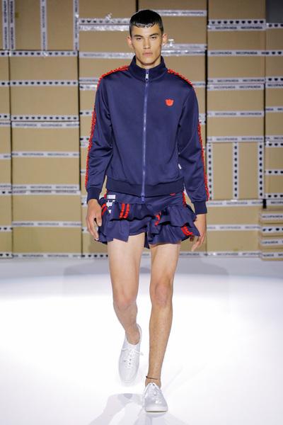 Nicopanda Spring 2018 Ready-to-Wear - Look #4