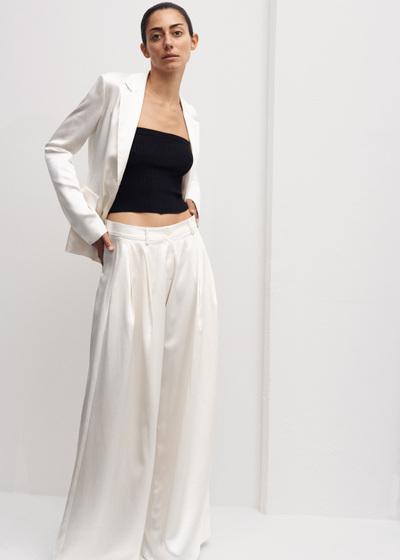 Nili Lotan Spring 2018 Ready-to-Wear - Look #2