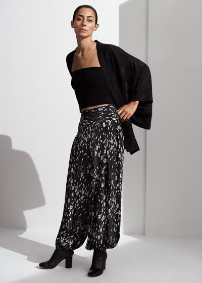 Nili Lotan Spring 2018 Ready-to-Wear - Look #5