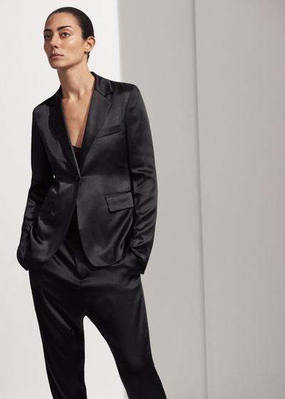 Nili Lotan Spring 2018 Ready-to-Wear - Look #6