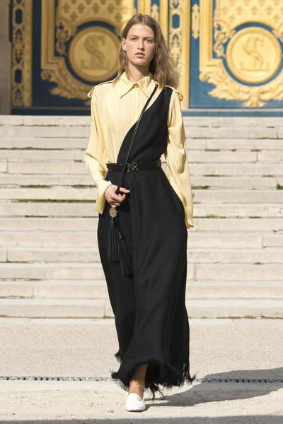 Nina Ricci Spring 2018 Ready-to-Wear - Look #12