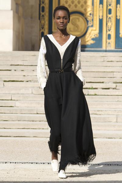 Nina Ricci Spring 2018 Ready-to-Wear - Look #13