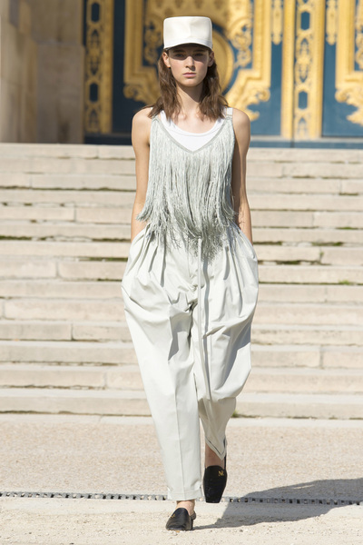 Nina Ricci Spring 2018 Ready-to-Wear - Look #2