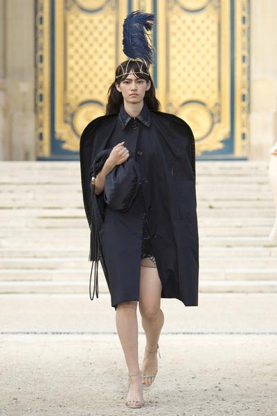 Nina Ricci Spring 2018 Ready-to-Wear - Look #21