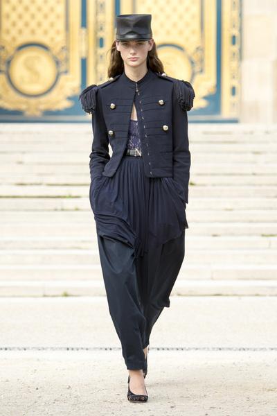 Nina Ricci Spring 2018 Ready-to-Wear - Look #22