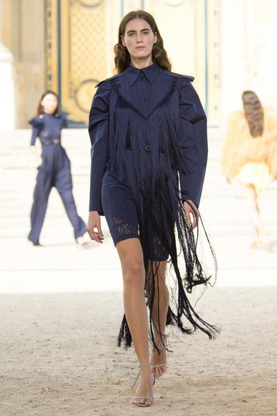 Nina Ricci Spring 2018 Ready-to-Wear - Look #23