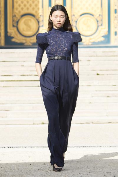 Nina Ricci Spring 2018 Ready-to-Wear - Look #24