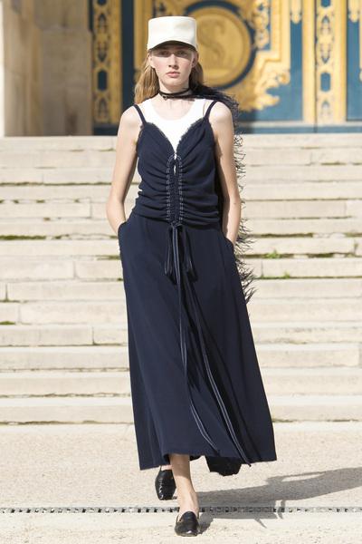 Nina Ricci Spring 2018 Ready-to-Wear - Look #25