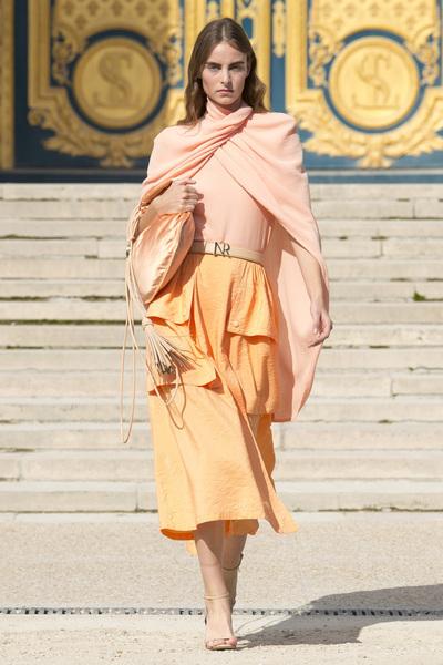 Nina Ricci Spring 2018 Ready-to-Wear - Look #29