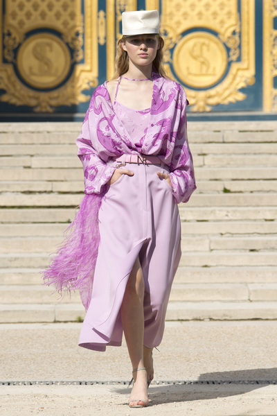 Nina Ricci Spring 2018 Ready-to-Wear - Look #32