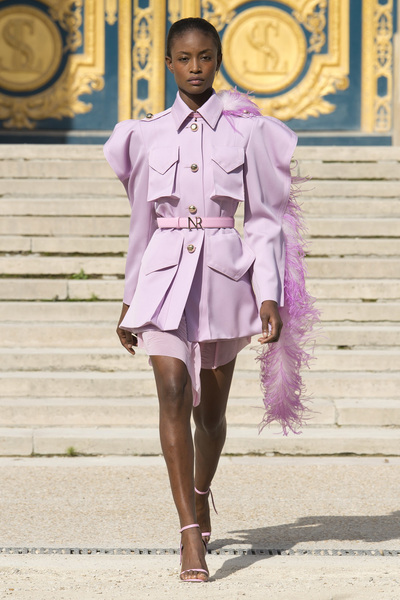 Nina Ricci Spring 2018 Ready-to-Wear - Look #33