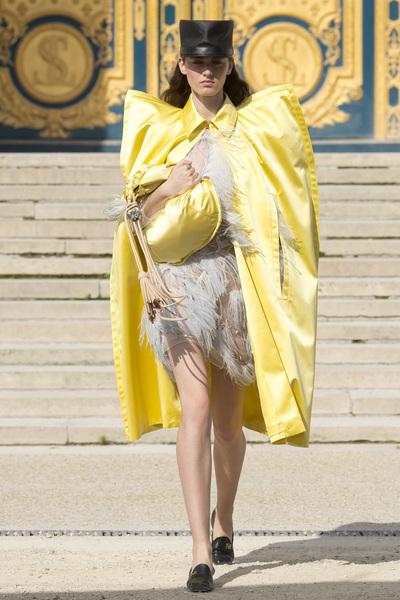 Nina Ricci Spring 2018 Ready-to-Wear - Look #39
