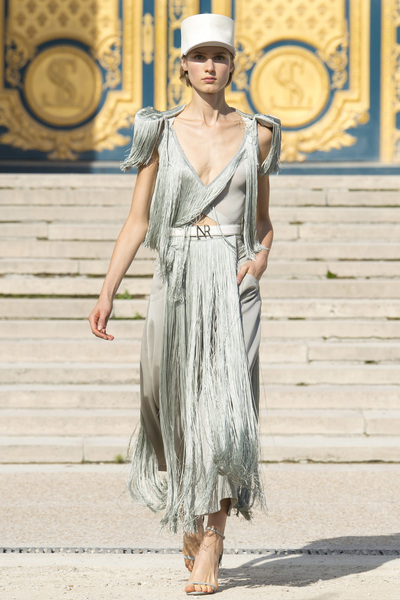Nina Ricci Spring 2018 Ready-to-Wear - Look #4